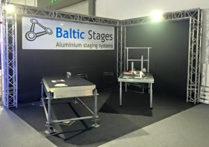 BALTIC STAGES
